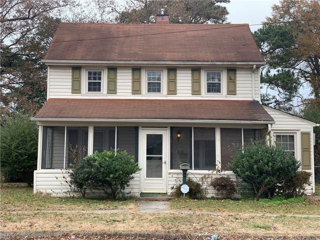 9 Aylwin Rd, Portsmouth, VA 23702 (#10294258) :: Berkshire Hathaway HomeServices Towne Realty