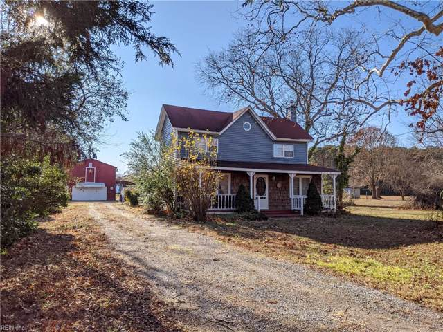 95 Whites Neck Dr, Mathews County, VA 23021 (#10294293) :: Abbitt Realty Co.