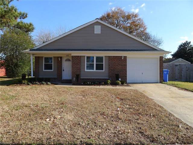 1209 Dragon Ln, Chesapeake, VA 23323 (MLS #10294300) :: Chantel Ray Real Estate