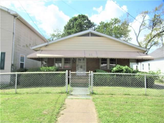 2010 Chestnut St, Portsmouth, VA 23704 (#10294319) :: Berkshire Hathaway HomeServices Towne Realty