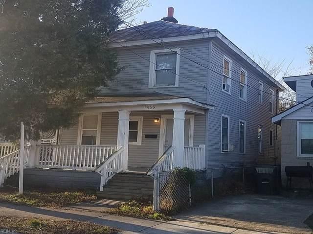 1529 Vine St, Norfolk, VA 23523 (#10294354) :: Berkshire Hathaway HomeServices Towne Realty