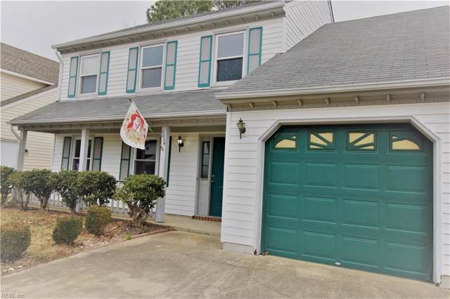 2036 Mason Neck Ln, Virginia Beach, VA 23464 (#10294400) :: Kristie Weaver, REALTOR