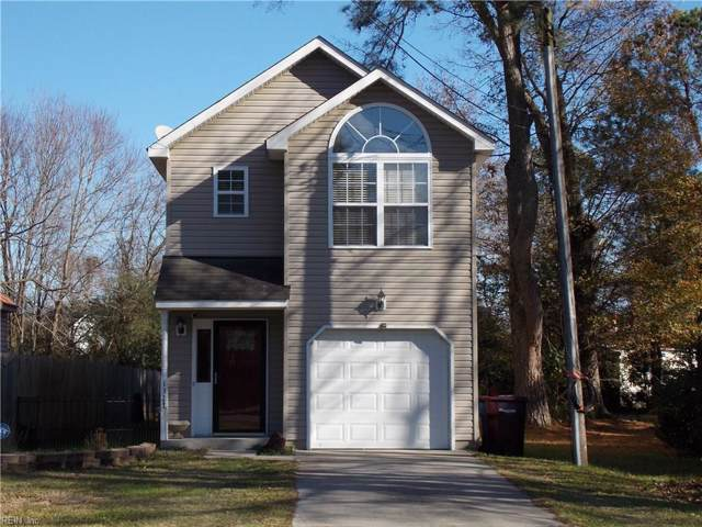 1327 Gust Ln, Chesapeake, VA 23323 (#10294405) :: Upscale Avenues Realty Group