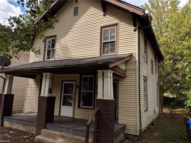 409 S Main St, Suffolk, VA 23434 (#10294450) :: Abbitt Realty Co.