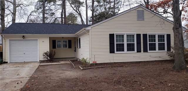 20 Sanlun Lakes Dr, Hampton, VA 23666 (#10294454) :: RE/MAX Central Realty