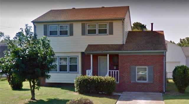 1518 Wildwood Dr, Hampton, VA 23666 (#10294461) :: Kristie Weaver, REALTOR
