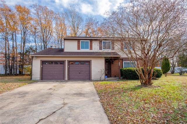 1301 Curtin Ct, Hampton, VA 23666 (#10294489) :: Rocket Real Estate
