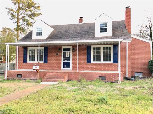 123 Conway Ave, Norfolk, VA 23505 (#10294538) :: Atlantic Sotheby's International Realty