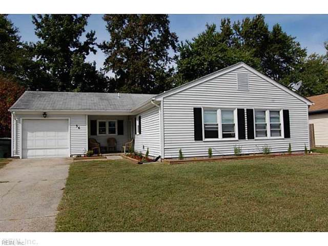 36 Sanlun Lakes Dr, Hampton, VA 23666 (#10294549) :: Atlantic Sotheby's International Realty