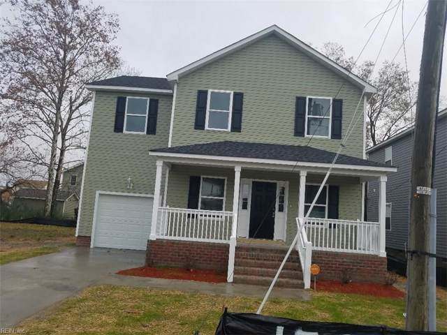 1508 Oakfield Ave, Norfolk, VA 23523 (MLS #10294555) :: Chantel Ray Real Estate
