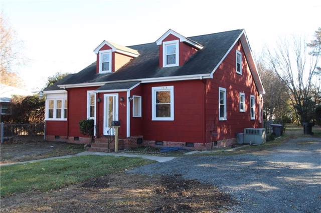 1518 Briarfield Rd, Hampton, VA 23666 (#10294563) :: Atlantic Sotheby's International Realty