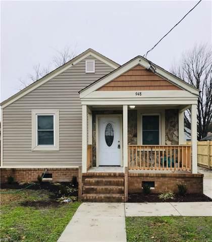 948 Hamilton Ave, Portsmouth, VA 23707 (#10294565) :: Atlantic Sotheby's International Realty
