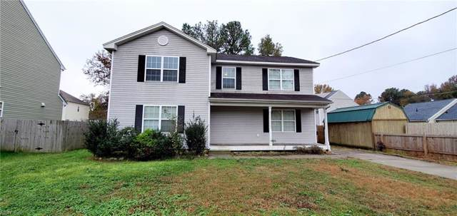 4409 Coltrane Ave, Suffolk, VA 23435 (#10294574) :: Atlantic Sotheby's International Realty