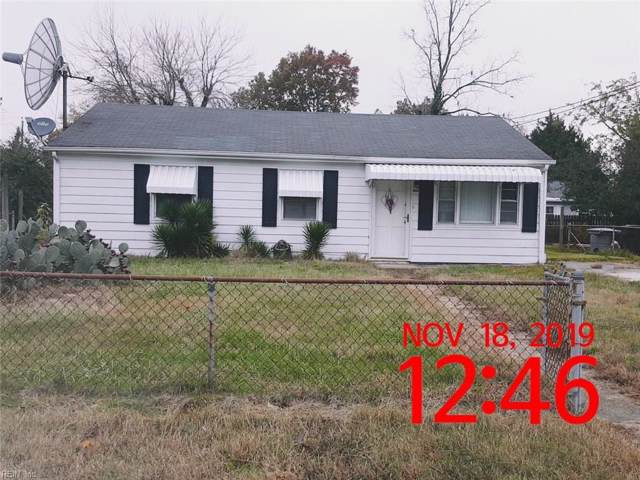 1807 Somerville Dr, Hampton, VA 23663 (#10294652) :: Upscale Avenues Realty Group