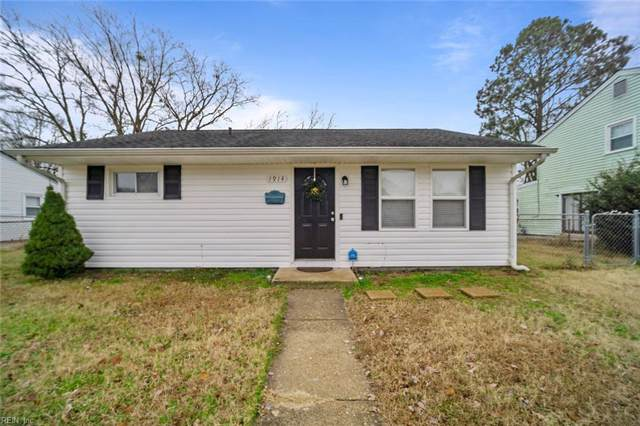 1914 Somerville Dr, Hampton, VA 23663 (MLS #10294658) :: Chantel Ray Real Estate