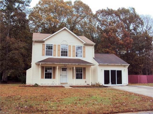820 Haskins Dr, Suffolk, VA 23434 (MLS #10294659) :: Chantel Ray Real Estate