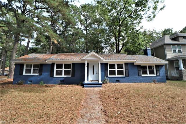 3553 Tyre Neck Rd, Portsmouth, VA 23703 (#10294697) :: Berkshire Hathaway HomeServices Towne Realty