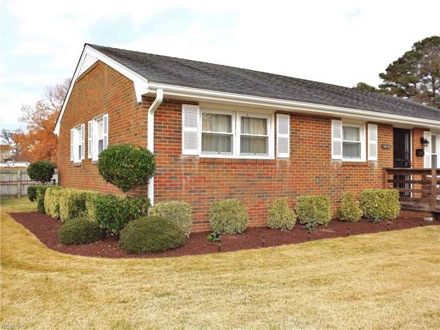 4410 Bart St, Portsmouth, VA 23707 (#10294700) :: Berkshire Hathaway HomeServices Towne Realty
