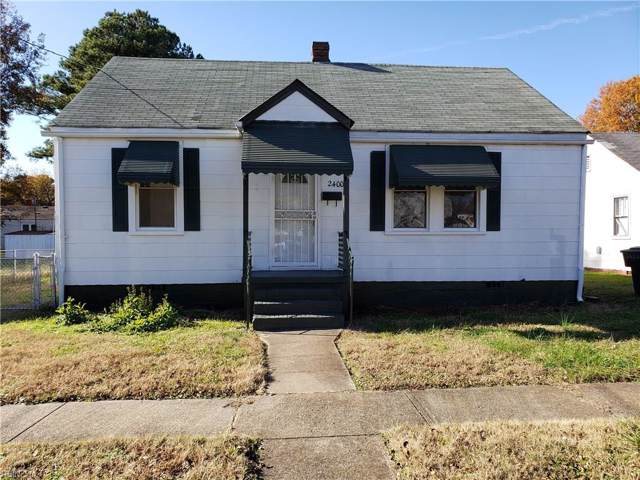 2400 Piedmont Ave, Portsmouth, VA 23704 (#10294718) :: Berkshire Hathaway HomeServices Towne Realty