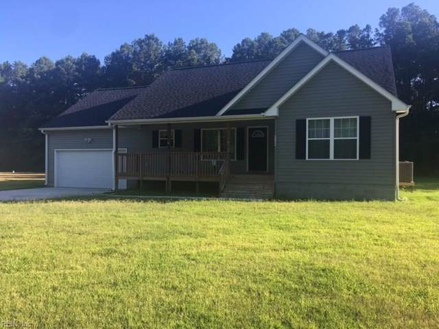 27176 Flaggy Run Rd, Southampton County, VA 23837 (#10294744) :: Kristie Weaver, REALTOR