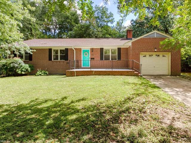 28 Claiborne Pl, Newport News, VA 23606 (#10294766) :: Berkshire Hathaway HomeServices Towne Realty