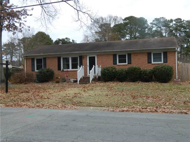 402 Kilby Shores Drive Dr, Suffolk, VA 23434 (#10294784) :: Gold Team VA