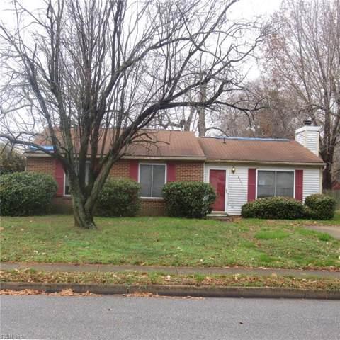 2301 Executive Dr, Hampton, VA 23666 (MLS #10294796) :: AtCoastal Realty