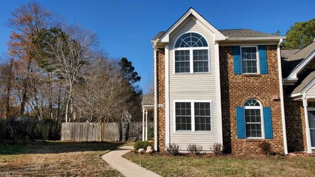 900 S Lake Cir #900, Chesapeake, VA 23320 (#10294837) :: Berkshire Hathaway HomeServices Towne Realty