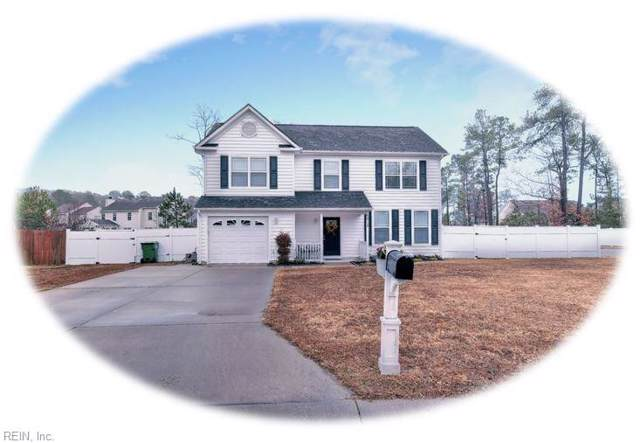6912 Shyan Way, Gloucester County, VA 23072 (#10294860) :: RE/MAX Central Realty