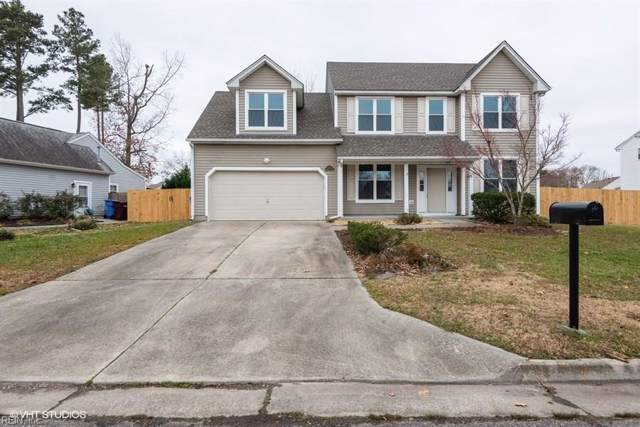 515 Shelview Dr, Chesapeake, VA 23323 (#10294897) :: Berkshire Hathaway HomeServices Towne Realty