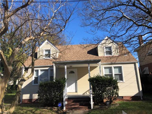 2820 Vincent Ave, Norfolk, VA 23509 (#10294901) :: Berkshire Hathaway HomeServices Towne Realty