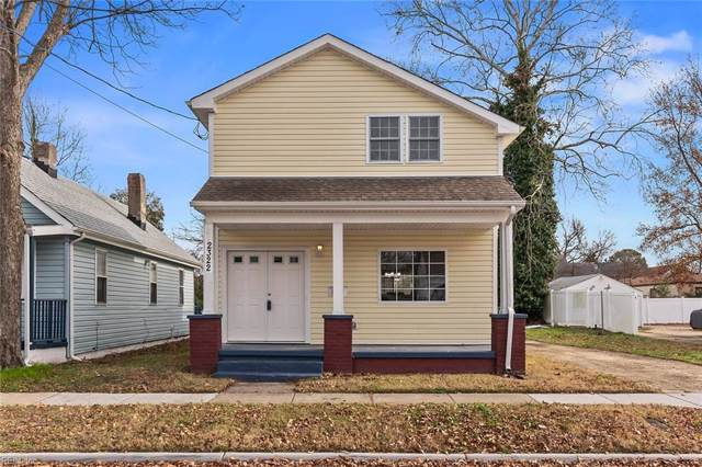 2322 Barraud Ave, Norfolk, VA 23504 (#10294927) :: Rocket Real Estate