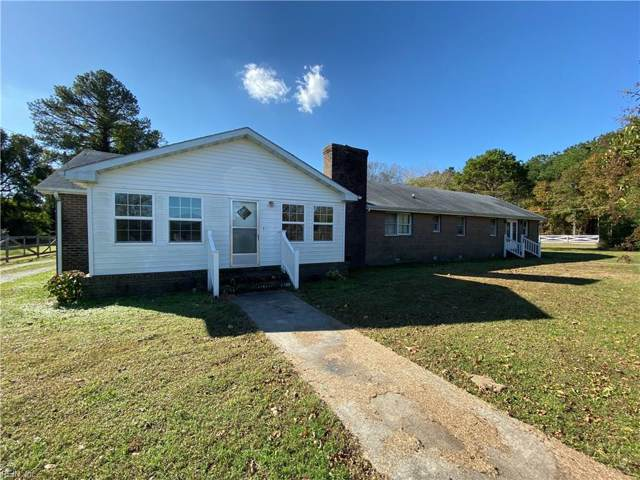 15494 Sisco Town Rd, Accomack County, VA 23420 (#10294994) :: Tom Milan Team