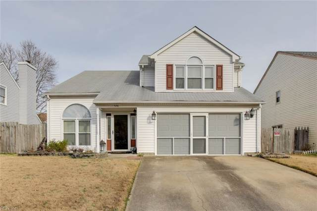 5741 Glen View Dr, Virginia Beach, VA 23464 (#10295035) :: Berkshire Hathaway HomeServices Towne Realty