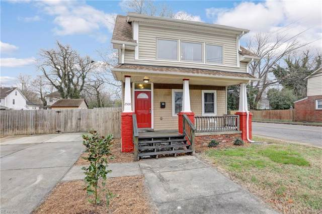 2500 Ruffin St, Norfolk, VA 23504 (MLS #10295044) :: Chantel Ray Real Estate