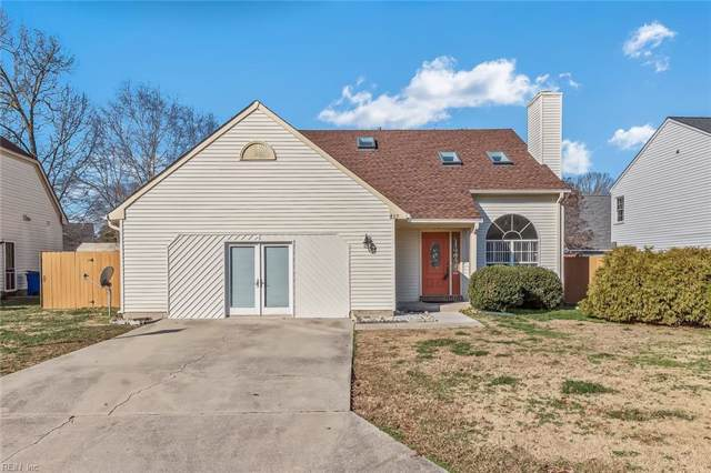 459 Waverly Pl, Newport News, VA 23608 (MLS #10295153) :: Chantel Ray Real Estate