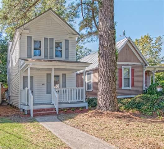 408 Maryland Ave, Portsmouth, VA 23707 (MLS #10295191) :: Chantel Ray Real Estate