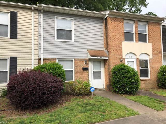 1508 Darren Cir, Portsmouth, VA 23701 (MLS #10295206) :: Chantel Ray Real Estate