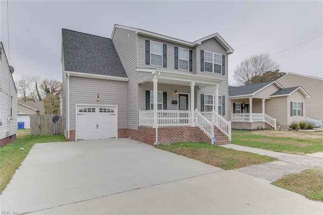 2402 Richmond Ave, Portsmouth, VA 23704 (#10295210) :: Austin James Realty LLC
