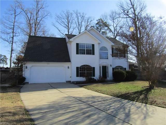 806 Duxbury Cir, Newport News, VA 23602 (MLS #10295213) :: Chantel Ray Real Estate