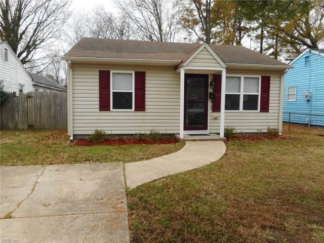 431 Marion Rd, Hampton, VA 23663 (MLS #10295221) :: Chantel Ray Real Estate