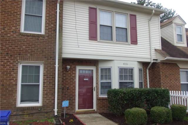 4031 Reese Dr S, Portsmouth, VA 23703 (MLS #10295235) :: Chantel Ray Real Estate