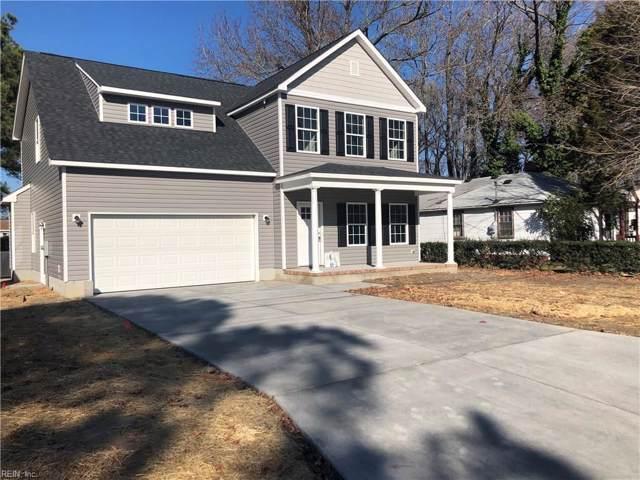 2819 Ryland Rd, Hampton, VA 23661 (MLS #10295244) :: Chantel Ray Real Estate