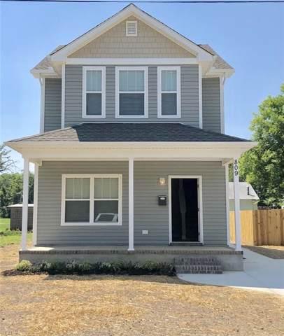 2609 E Washington St, Suffolk, VA 23434 (#10295260) :: Berkshire Hathaway HomeServices Towne Realty