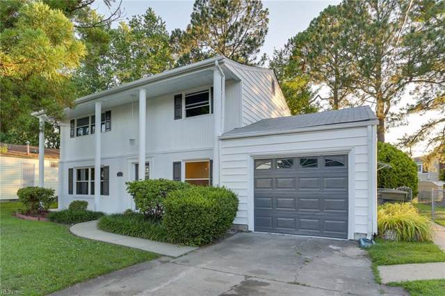 115 Diggs Dr, Hampton, VA 23666 (MLS #10295277) :: Chantel Ray Real Estate