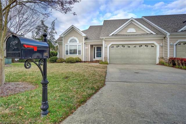 102 Saratoga Pl, Northampton County, VA 23310 (MLS #10295290) :: Chantel Ray Real Estate
