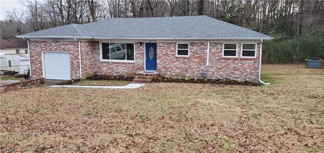 1607 Ronald Dr, Suffolk, VA 23434 (MLS #10295302) :: Chantel Ray Real Estate