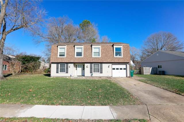 794 Chatsworth Dr, Newport News, VA 23601 (#10295310) :: RE/MAX Central Realty