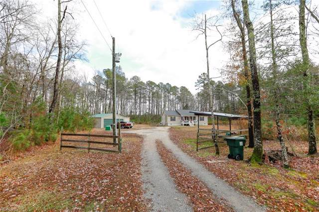 12496 Foursquare Rd, Isle of Wight County, VA 23487 (#10295332) :: Upscale Avenues Realty Group