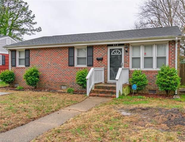 812 Vermont Ave, Portsmouth, VA 23707 (MLS #10295389) :: Chantel Ray Real Estate